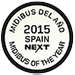 Minibús del año. Minibus of the year