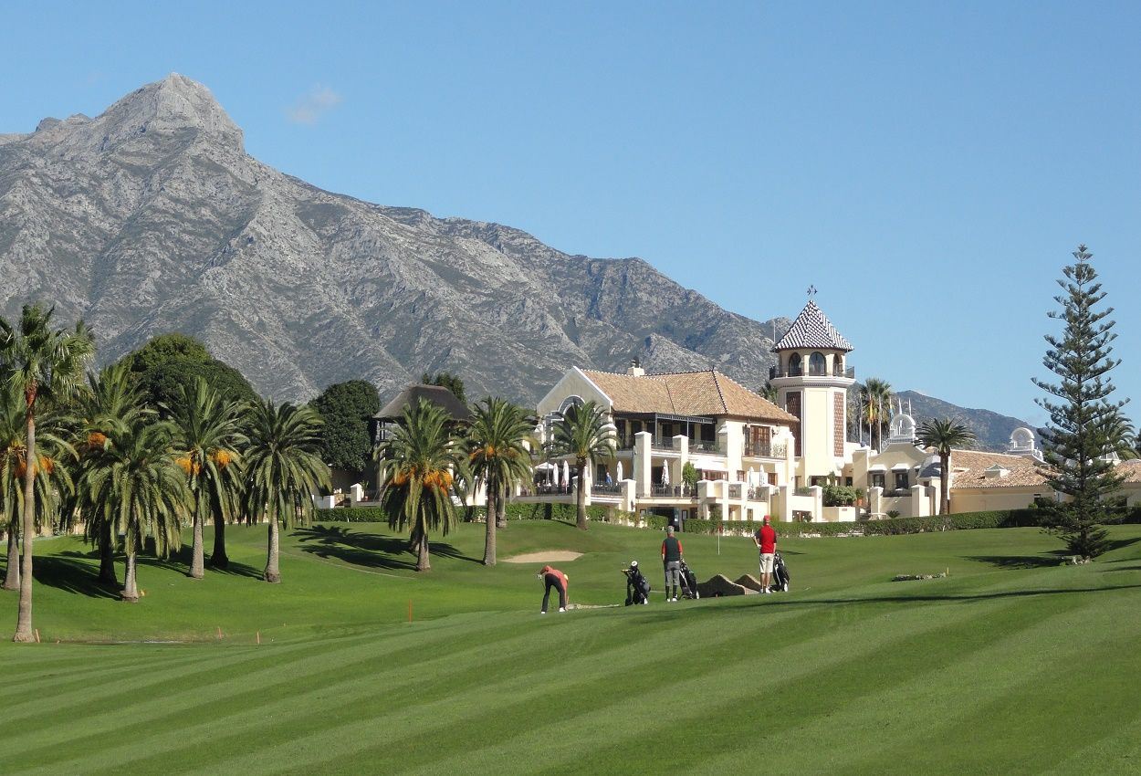 Costa del Sol golf transfers